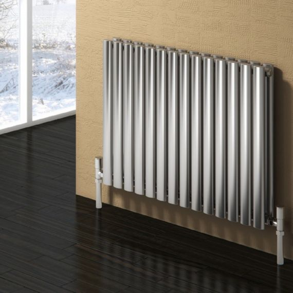 Reina Nerox 600 x 826mm Double Polished Radiator RNS-NRX614PD