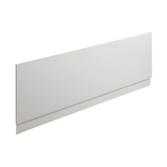 Supastyle 1700mm Acrylic Front Bath Panel White