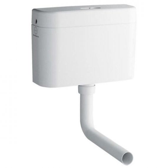 Grohe 37762SH0 Adagio Concealed Cistern 6 Litre White