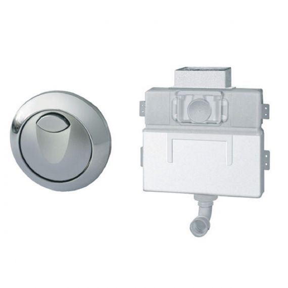 Grohe Eau2 WC Flushing Cistern 0.82m
