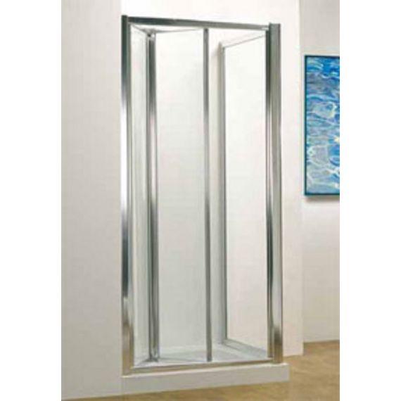 Kudos Original 800 Bi-Fold Door in Silver