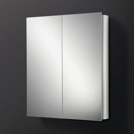 HIB 42500 Quantum 500 mm x 700 mm Single Door WC Cabinet Mirror Door