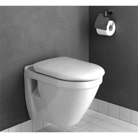 Vitra S50 52cm Wall-Hung WC Toilet Pan