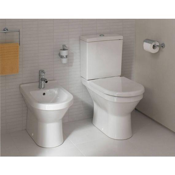 Vitra S50 Bidet Toilet White 5325L003-0288