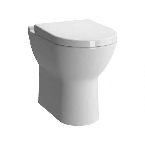 Vitra S50 Back to Wall Comfort Height Toilet Pan 5369L003-0075