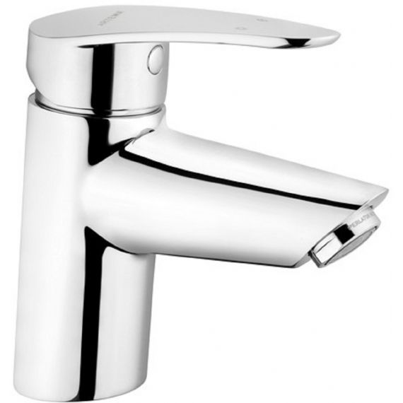 Vitra Dynamic S Basin Mixer Tap (No Waste)