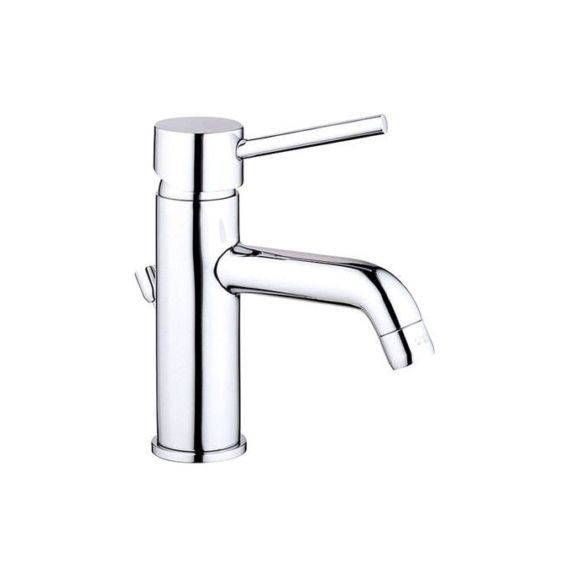 Vitra Minimax S Basin Mixer Small Tap With Pop Up Waste A42371VUK
