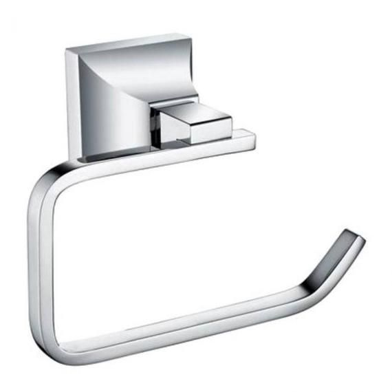 Heritage Chancery Toilet Roll Holder Chrome ACHTRHC