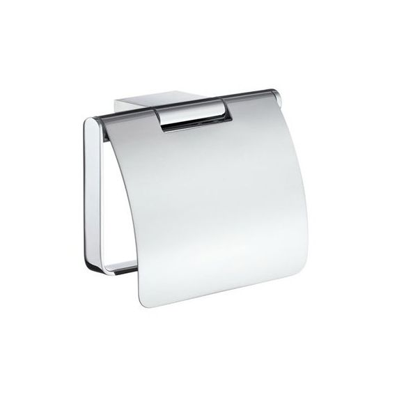 Smedbo Air AK3414 Toilet Roll Holder with Cover