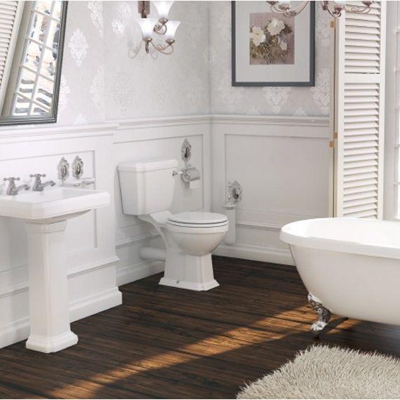 Astley 4 Piece Bathroom Suite
