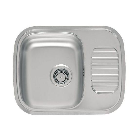 Reginox Regidrain Inset Stainless Steel Kitchen Sink