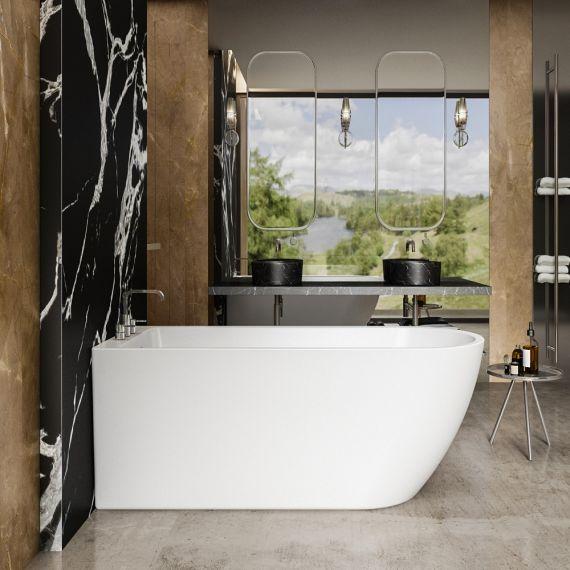 Charlotte Edwards Belgravia 1700x700 Single Ended Bath CE11055
