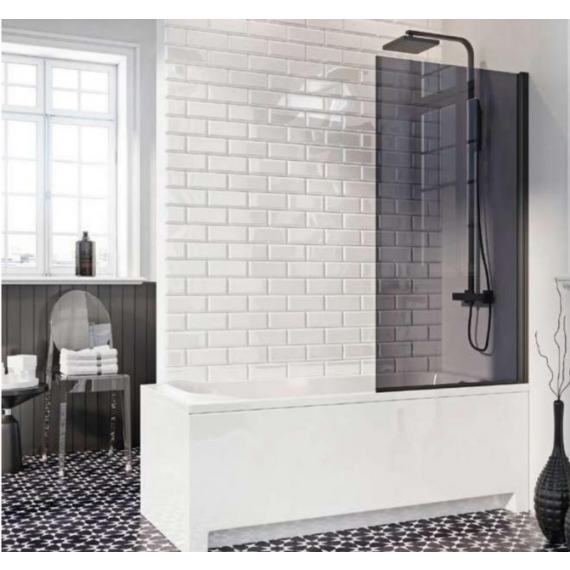 Black Bathscreen 1400 x 800