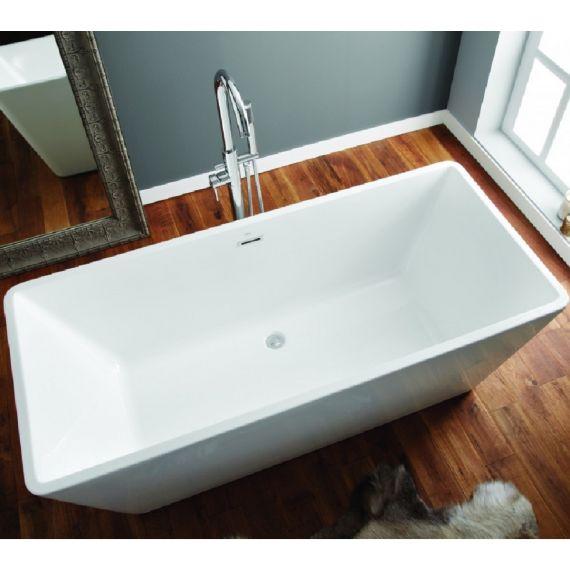 April Boston 1700 Freestanding Bath