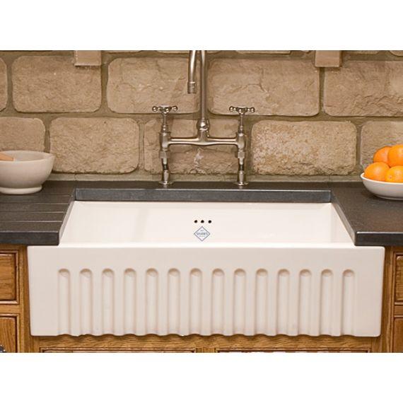 Shaws of Darwen Bowland 60 Kitchen Sink SO0600010WH