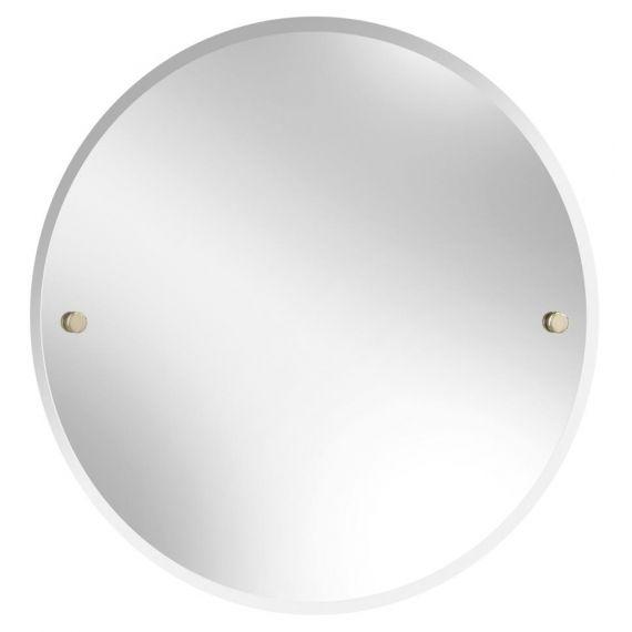 Bristan Round 610mm Mirror COMP MRRD Gold