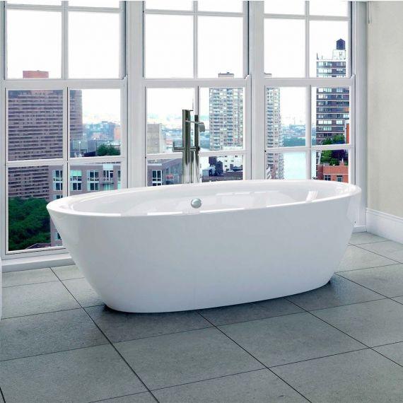 April Cayton Freestanding Bath 1800 x 840