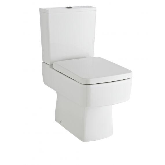 Semi Flush to Wall WC