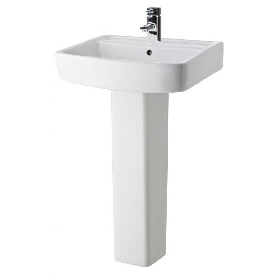 520mm Basin & Pedestal