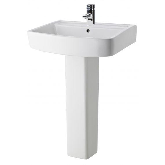 600mm Basin & Pedestal