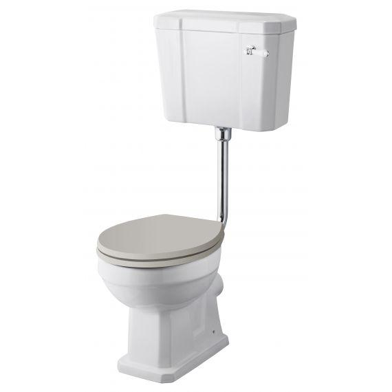 Low Level Pan, Cistern & Flush Pipe Kit