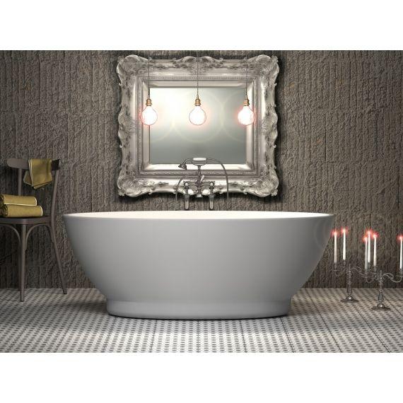 Shard Freestanding Bath 1685 x 615