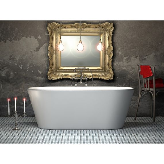 1650mm Grosvenor Freestanding Bath