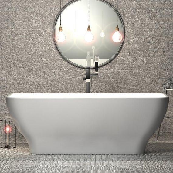 Charlotte Edwards CE11041 Thebe 1695mm Freestanding Bath