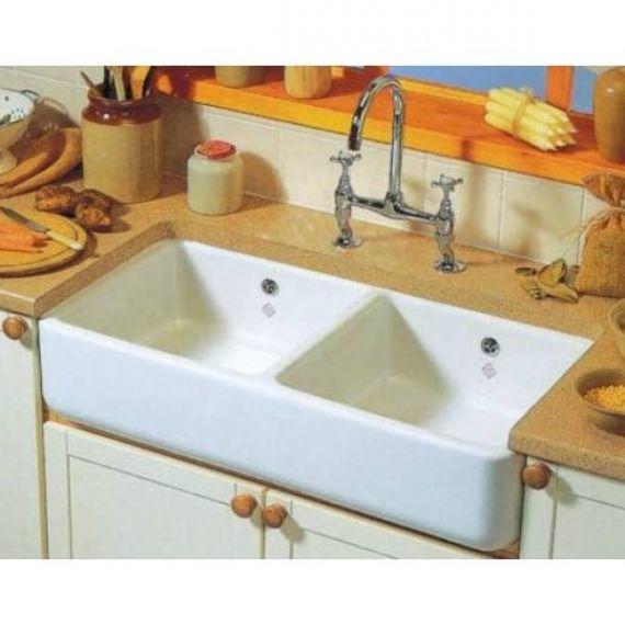 Classic Double 1000 Belfast Kitchen Sink