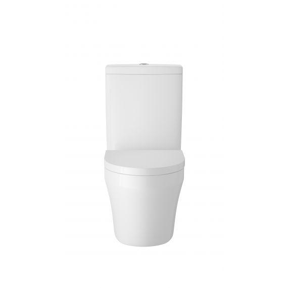 Flush to Wall Pan, Cistern & Seat