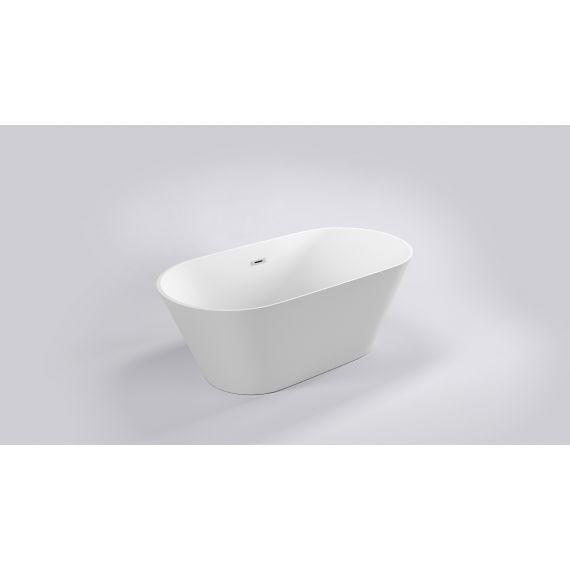 COMO 1600x800 Free Standing Twin Skin Acrylic Bath