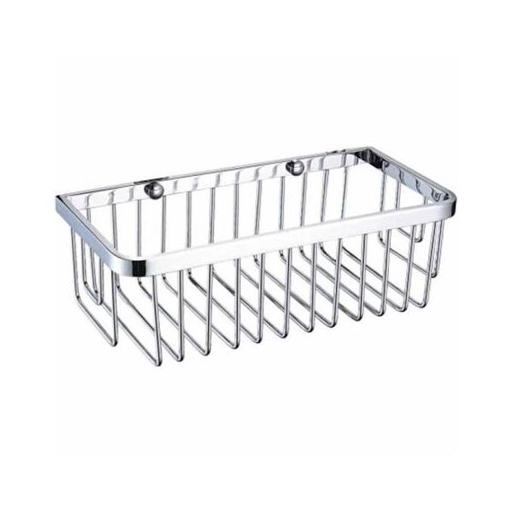 Bristan Small Wall Fixed Wire Basket COMPBASK03C