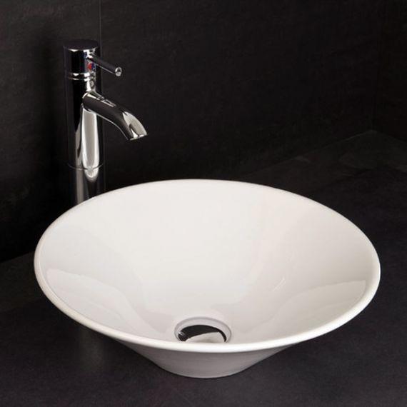RAK Cone Counter Top SIT on Vanity Basin