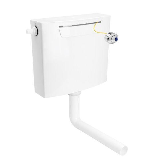 KVIT Dual Flush Concealed Cistern