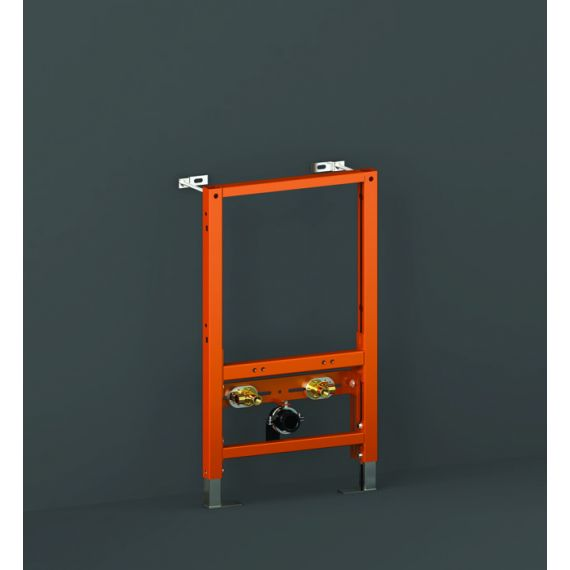 RAK-Ecofix Concealed Bidet Support Frame with Adjustable Fittings - Frame Height 114cm