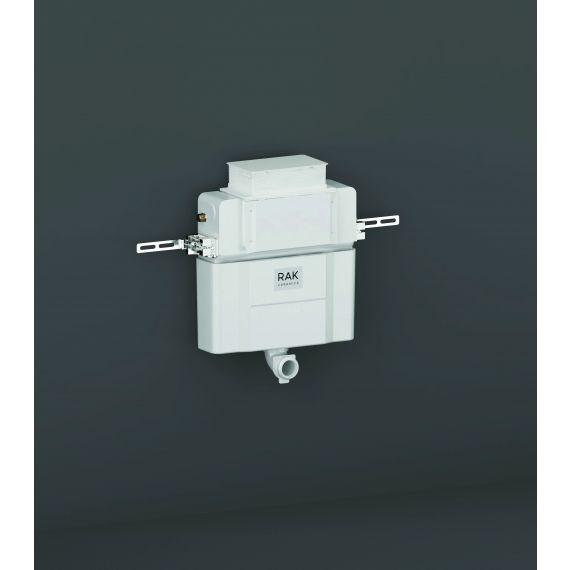 RAK-Ecofix Top/Front Flush Concealed Cistern