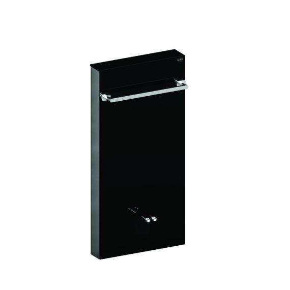 Obelisk Cistern Cabinet for BTW Bidet in Black