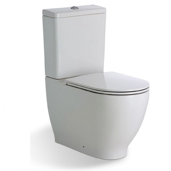 RAK Harmony Toilet inc Soft Close Seat