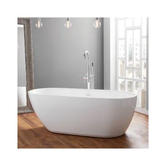Harrogate 1700mm x 740mm Freestanding Bath