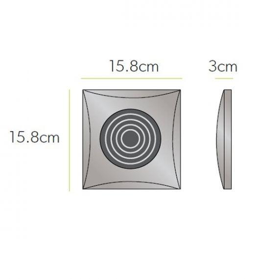 HiB Hush Extractor Fan Humidity Sensor