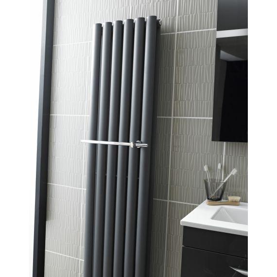 Revive Radiator Towel Rail Chrome