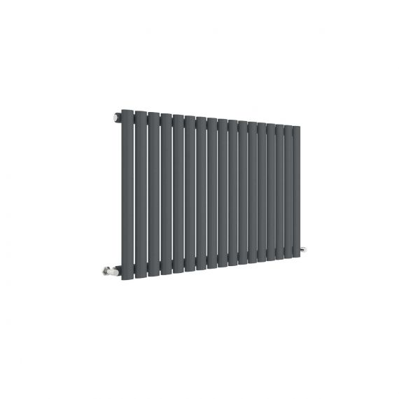 Horizontal Single Panel Radiator 600 x 992