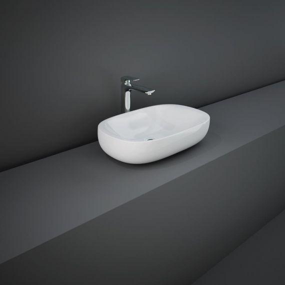 RAK-Illusion Countertop Wash Basin 60cm (No Overflow)