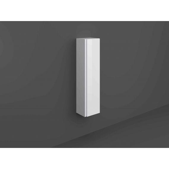 RAK-Joy Wall Hung Tall Storage Unit (Pure White)