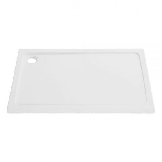 1500 x 900 Stone Shower Tray Low Profile
