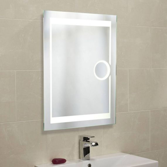 Roper Rhodes Corona Illuminated Mirror & Shaver Socket MLB300