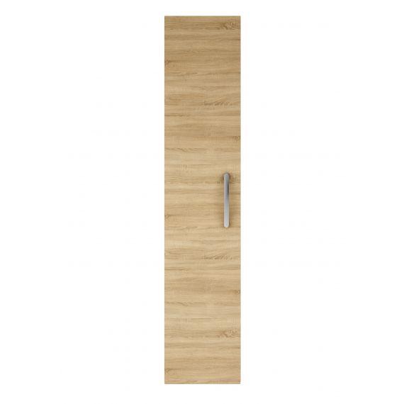 Nuie Athena Natural Oak 300mm Tall Unit (1 Door)