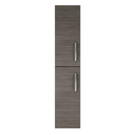 Nuie Athena Brown Grey Avola 300mm Tall Unit (2 Door)