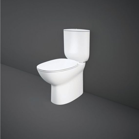 Rak Morning CC Fully BTW Toilet With Soft Close Seat