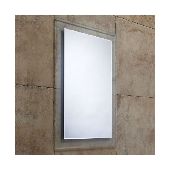 Roper Rhodes Bevelled Level Glass Mirror with Clear Frame MPS401